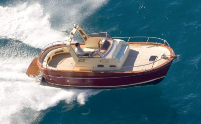 Gozzo Boat – UP TO 6