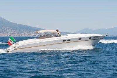 Prestige Boat – 45/50 feet – UP TO 12